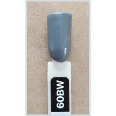 Гель-Лак Kodi  № 60 bw 8 мл. Серый.