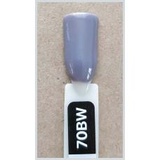 Гель-Лак Kodi  № 70 bw 8 мл. Тёплый серый.