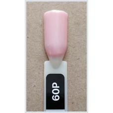 Гель-Лак Kodi  № 60 P  12 мл. Пудрово-розовый.