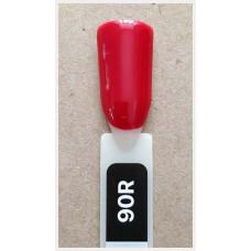 Гель-Лак Kodi  № 90 R  12 мл. Красно малиновый.