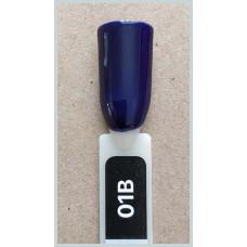Гель-Лак Kodi  № 01 b 12 мл. Темно-синий.