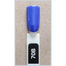 Гель-Лак Kodi  № 70 b 12 мл. Сине-фиолетовый.