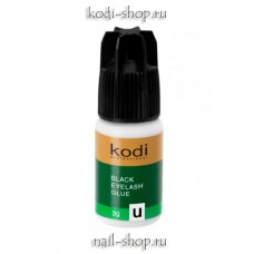 Клей для ресниц  Black Glue for Eyelash Extension U 3 g