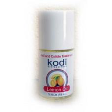 "Масло для кутикулы ""Lemon oil"" Kodi Professional."