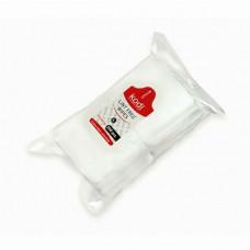 Безворсовые салфетки из спанлейса 6х5 см. (100 шт.)